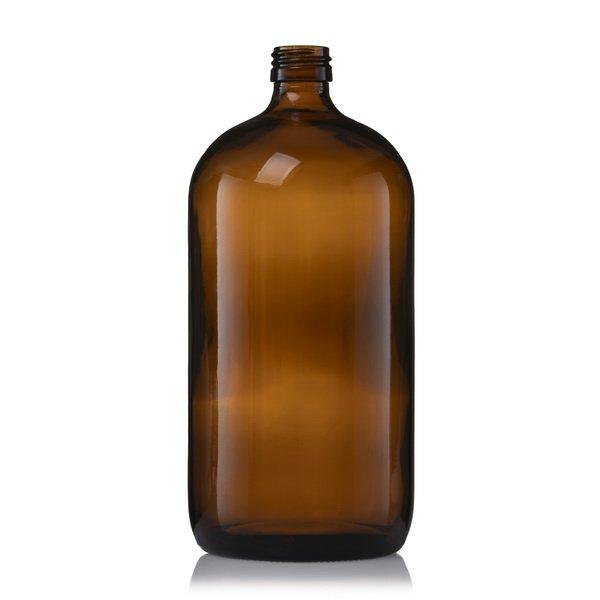מקסי בקבוק בצבע חום, אלגנטי עם נוכחות