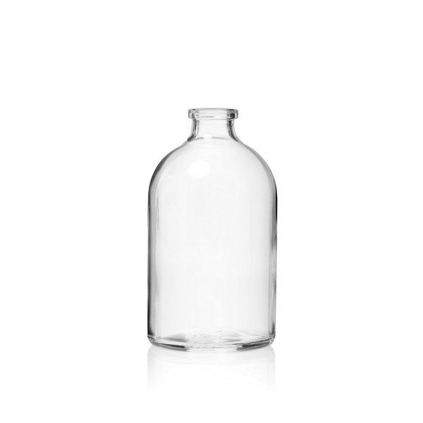 בקבוקון מיני בצבע שקוף, מינימליסטי ומלא שיק